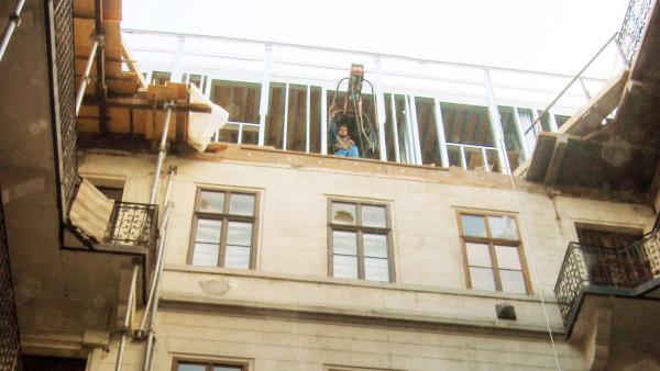 horizont emeletráépítés